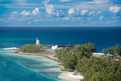 Photograph - Lighthouse On A Sunny Day by Paul Johnson