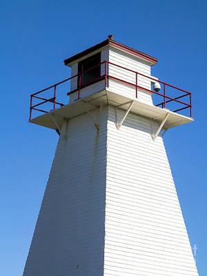 Photograph - Lighthouse Pei by Edward Fielding