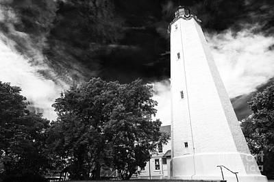 Photograph - Lighthouse Rising by John Rizzuto