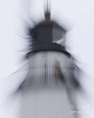 Photograph - Lighthouse by Ronald Grogan