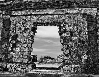 Aguadilla Photograph - Lighthouse Ruins by Stacy Siverio