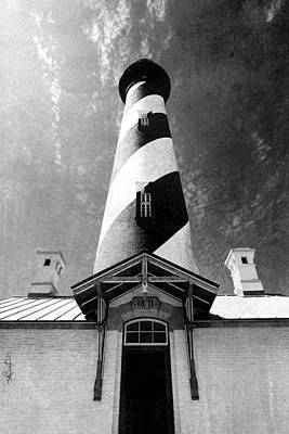 Photograph - Lighthouse San Agustin by Renee Sullivan