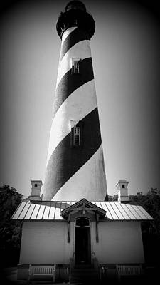 Rebecca West Photograph - Lighthouse Viii by Rebecca West