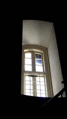 Rebecca West Photograph - Lighthouse Window I by Rebecca West