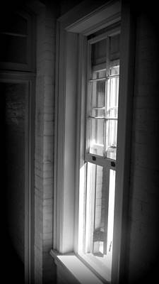 Rebecca West Photograph - Lighthouse Window II by Rebecca West