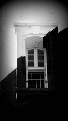 Rebecca West Photograph - Lighthouse Window Iv by Rebecca West