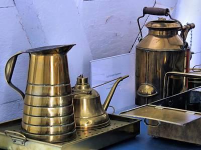 Lightkeepers Equipment Art Print