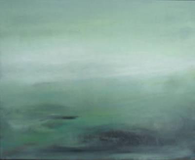 Painting - Lightness by Mary Feeney