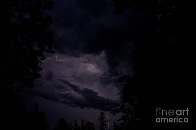 Photograph - Lightning 15 by Cassie Marie Photography