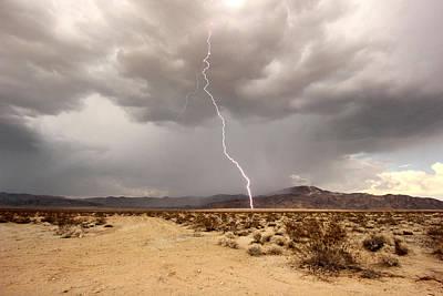 Lightning Bolt Photograph - Lightning Bolt by Jackie Novak