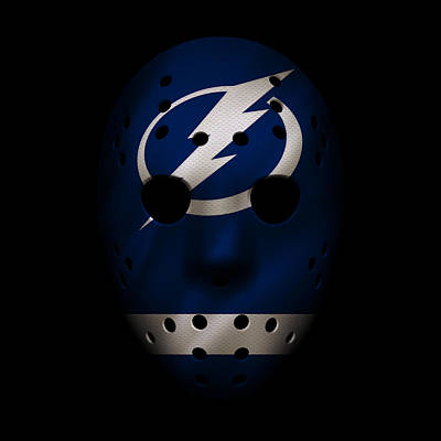 Lightning Photograph - Lightning Jersey Mask by Joe Hamilton