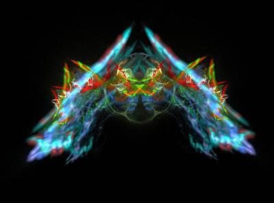 Lightning Storm Art Print by Bruce Nutting