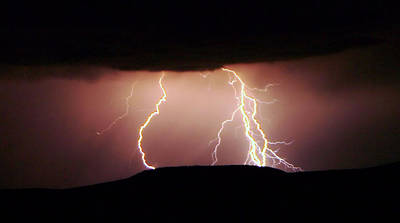 Fleetwood Mac - Lightning Walking  by Jeff Swan