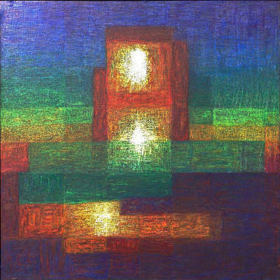 Painting - Lightpicture 361 by SOBATA Satosi