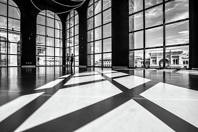 Milan Wall Art - Photograph - Lights And Shadows by Marco Tagliarino