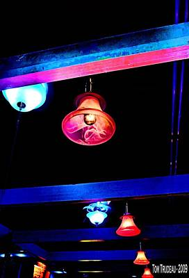 Catch Of The Day - Lights at the Oxwood Inn by Tommi Trudeau