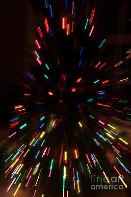 Studio Grafika Zodiac - Lights in Motion by Dale Powell