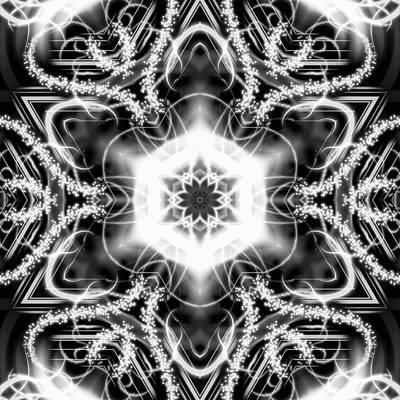 Digital Art - Lightworker Union by Derek Gedney