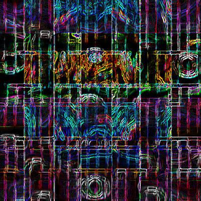 Digital Art - Lightyear by Coal