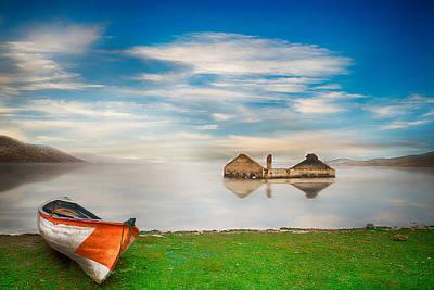 Photograph - Like A Dream by Okan YILMAZ
