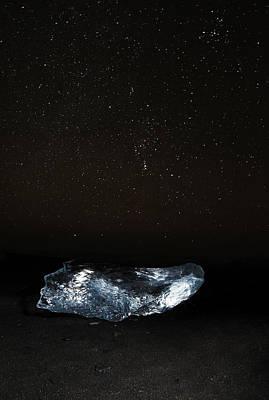 Photograph - Like A Fallen Star by Alexey Druzhinin