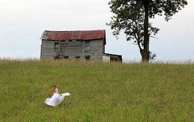 Andrew Wyeth Photograph - Like A Painting by Freda Nichols