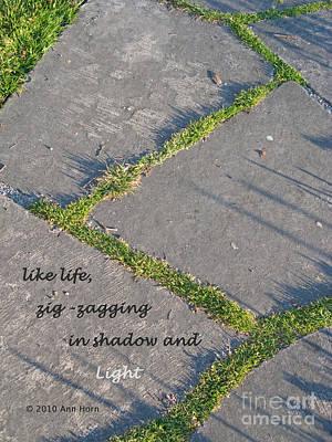 Like Life Print by Ann Horn