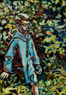 Painting - Like Paul by Kendall Kessler