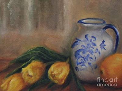 Painting - Li'l Jug by Kathy Lynn Goldbach