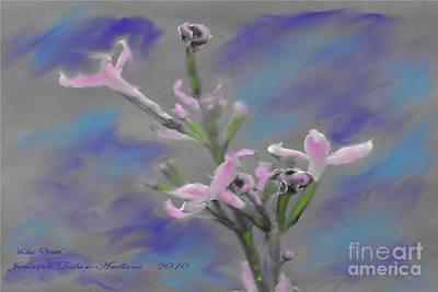 Lilac Dream Art Print by Jennifer Lesher - Arellano