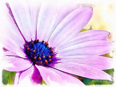 Thomas Kinkade Royalty Free Images - Lilac Flower Royalty-Free Image by Tomislav Zivkovic