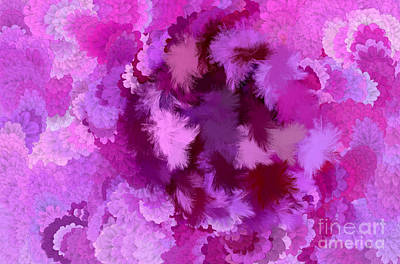Lilac Of The Valley Art Print by Holley Jacobs