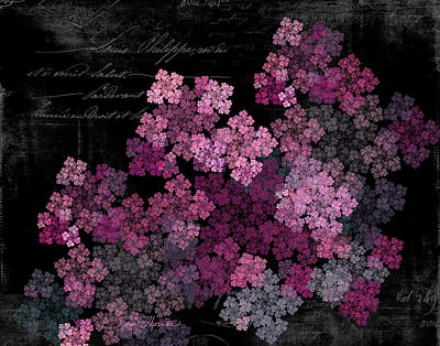 Lilacs Photograph - Lilacs by Sylvia Thornton