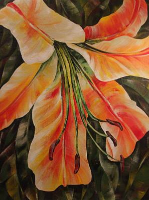 Lilium Original by Natasha Denger