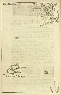 Lilliput Photograph - Lilliput by British Library