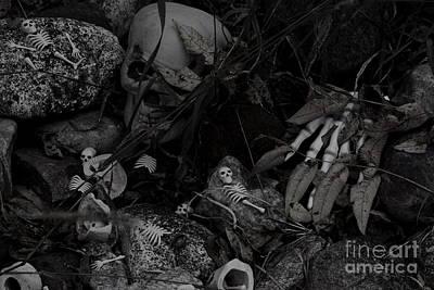 Lilliput Photograph - Lilliputian Nightmare by Xn Tyler