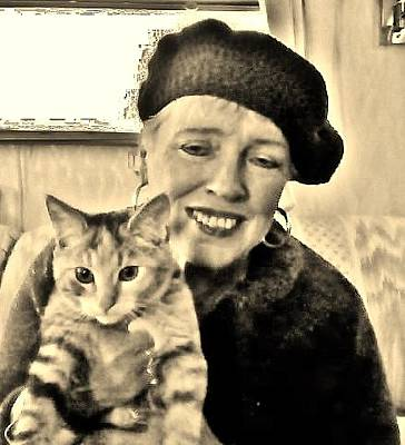 Photograph - Lily And Me by VLee Watson