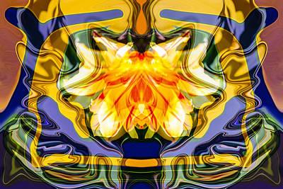 Lily Bonita Art Print by Omaste Witkowski