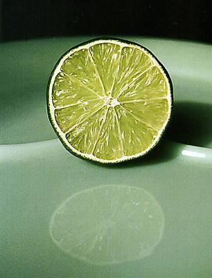 Baking Mixed Media - Lime #2 by Bob RL Evans
