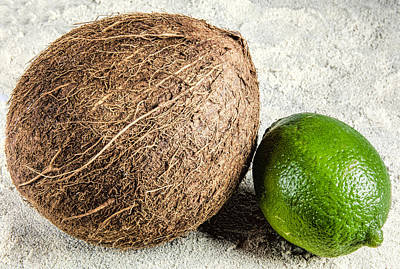 Photograph - Lime In The Coconut by John Crothers