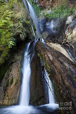 Limekiln Waterfall Art Print by Jenna Szerlag