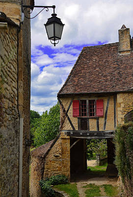 Photograph - Limeuil En Perigord by Dany Lison