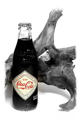 Limited Edition Coke - No.438 Art Print by Joe Finney