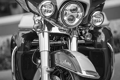 Photograph - Limited Harley Davidson by John McGraw