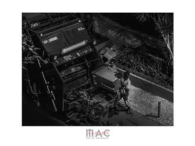 Photograph - Limpeza by Carlos Mac