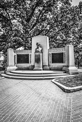 Lincoln Address Memorial Original