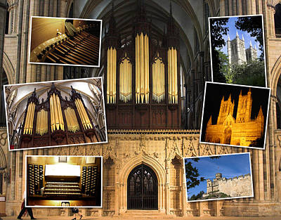 Photograph - Lincoln Cathedral by Jenny Setchell