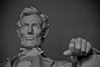 Photograph - Lincoln by Eric Tressler