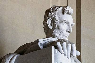 Photograph - Lincoln Hand by Alice Gipson