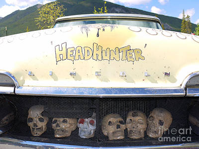 Photograph - Lincoln Headhunter by Brenda Kean